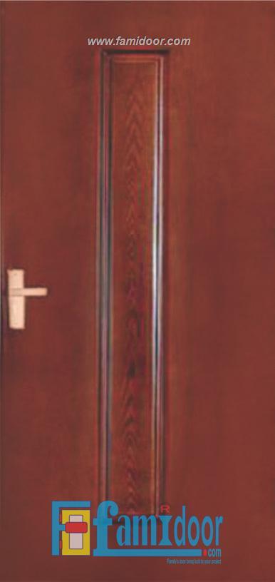 Cửa gỗ HDF MDF.P1-C12 ở Showroom Famidoor 0818.400.400