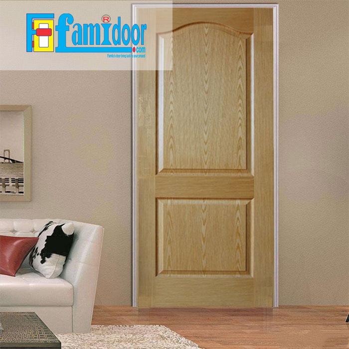 Cửa gỗ HDF VENEER 2A-WALNUT tại Showroom Famidoor là một trong những loại cửa gỗđược sử dụng khá phổ biến hiện nay.