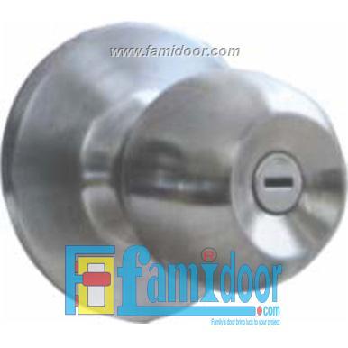 Khóa cửa tròn trơn K9500 ZANI tại Showroom Famidoor 0855.400.400