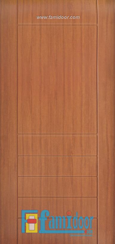 Cửa nhựa ABS Hàn Quốc KSD.105-MT104 ở Showroom Famidoor 0818.400.400