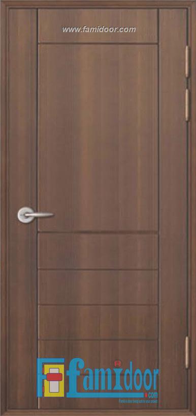 Cửa nhựa ABS Hàn Quốc KSD.105-W0901 ở Showroom Famidoor 0828.400.400