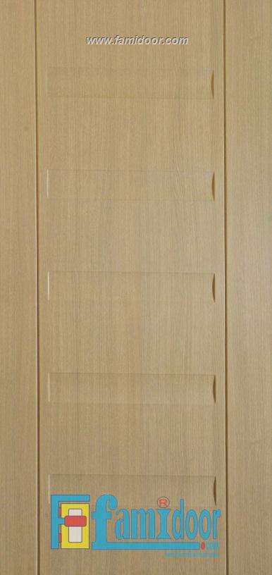 Cửa nhựa ABS Hàn Quốc KSD.110-MQ808 ở Showroom Famidoor 0855.400.400