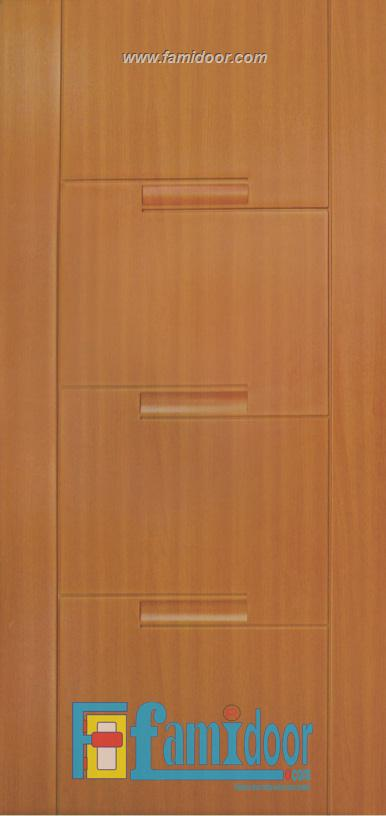 Cửa nhựa ABS Hàn Quốc KSD.111-M8707 ở Showroom Famidoor 0824.400.400