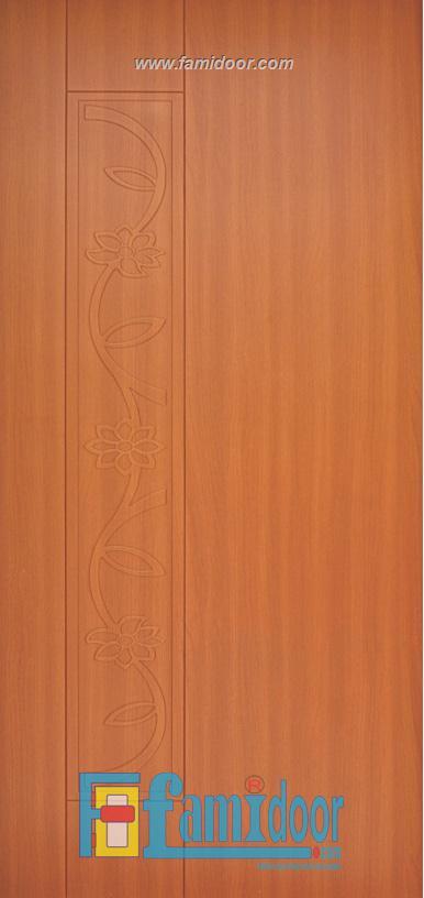Cửa nhựa ABS Hàn Quốc KSD.301-M8707 ở Showroom Famidoor 0824.400.400