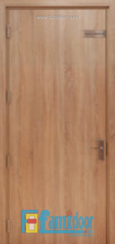 Cửa gỗ MDF LAMINATE L5 tại Showroom Famidoor 0886.500.500