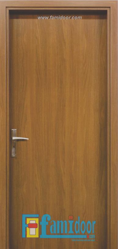 Cửa gỗ MDF LAMINATE M1-1 tại Showroom Famidoor 0824.400.400
