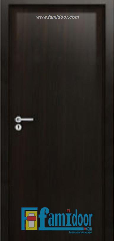 Cửa gỗ MDF MELAMINE M1 tại Showroom Famidoor 0855.400.400