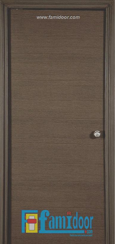 Cửa gỗ MDF MELAMINE M1N tại Showroom Famidoor 0818.400.400
