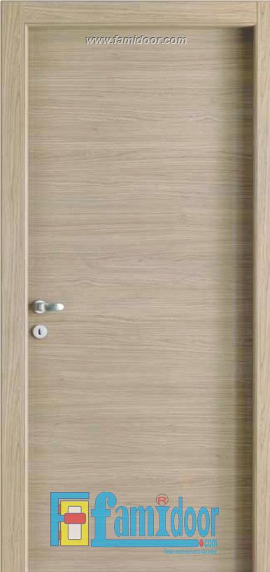 Cửa gỗ MDF LAMINATE M1N2 tại Showroom Famidoor 0824.400.400