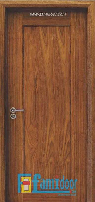Cửa gỗ MDF LAMINATE M1R4 tại Showroom Famidoor 0886.500.500