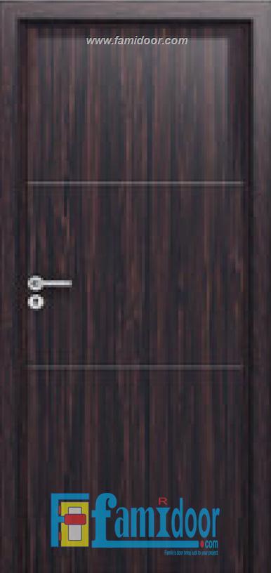 Cửa gỗ MDF MELAMINE M2 tại Showroom Famidoor 0828.400.400