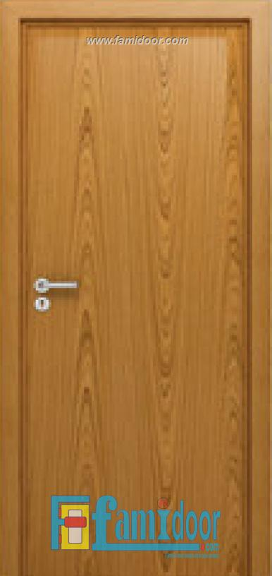 Cửa gỗ MDF MELAMINE M4 tại Showroom Famidoor 0824.400.400