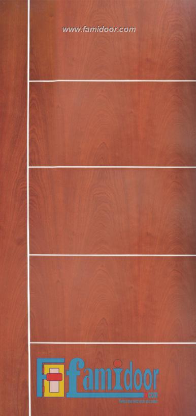 Cửa gỗ MDF VENEER P1R5 tại Showroom Famidoor 0828.400.400