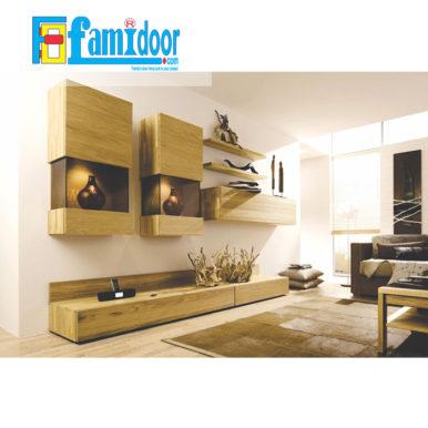 Nội thất phòng khách tại Showroom Famidoor cung cấp đặc trưng với độ bền cao, mẫu mã đa dạng, đồng thời có giá thành vô cùng hợp lí, phải chăng.