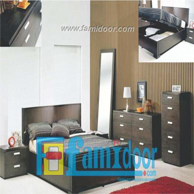 Nội thất phòng ngủ PN2 tại Showroom Famidoor  0818.400.400