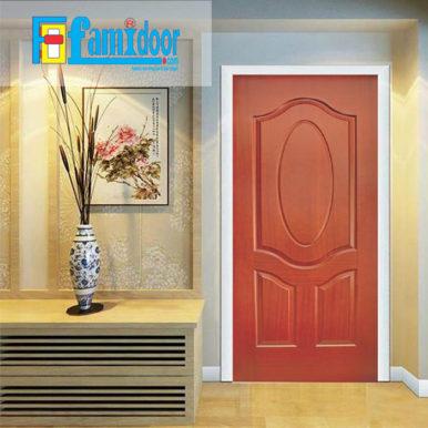 Cửa gỗ HDF VENEER 3A-XOAN ĐÀO tại Showroom Famidoor là một trong những loại cửa gỗ được sử dụng khá phổ biến hiện nay.