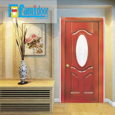 Cửa gỗ hdf veneer 3G0-xoan đào tại Showroom Famidoor là một trong những loạicửa gỗ được sử dụng khá phổ biến hiện nay.