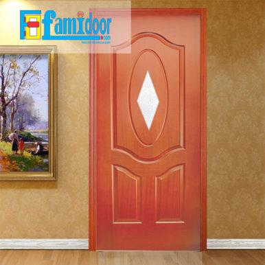 Cửa gỗ HDF VENEER 3G1-XOAN ĐÀO tại Showroom Famidoor là một trong những loại cửa gỗđược sử dụng khá phổ biến hiện nay.