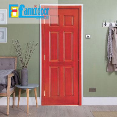Cửa gỗ HDF VENEER 6A-CĂM XE với giá thành rẻ, kiểu dáng đa dạng, màu sắc phong phú chính là sự lựa chọn tốt nhất cho người tiêu dùng.