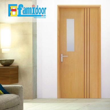 Cửa gỗ chống cháy GCC-P1G1R3 ở Showroom Famidoor có đầy đủ các tiêu chuẩn về yêu cầu phòng cháy chữa cháy. Đây là loại cửa gỗ chống cháy đạt các tiêu chuẩn về xây dựng, tiêu chuẩn đo lường chất lượng,…