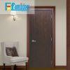 Cửa gỗ MDF LAMINATE M1 tại Showroom Famidoor thuộc dòng sản phẩm cửa gỗ công nghiệp MDF phủ nhựa.