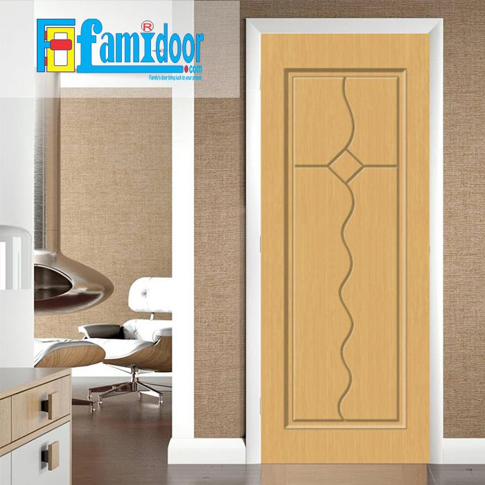 Cửa nhựa gỗ SUNGYU SYA 239 ở Showroom Famidoor được làm từ hạt nhựa và bột gỗ để tạo nên cửa nhựa gỗ giống như gỗ thật và có khả năng chịu được nước.