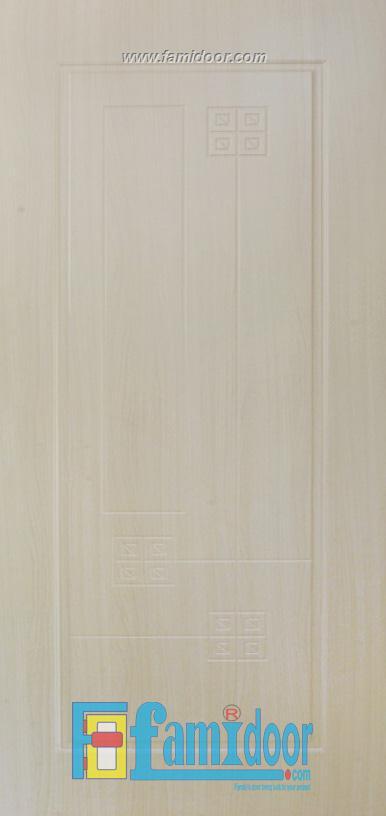Cửa nhựa gỗ SUNGYU SYB 146 ở Showroom Famidoor 0824.400.400