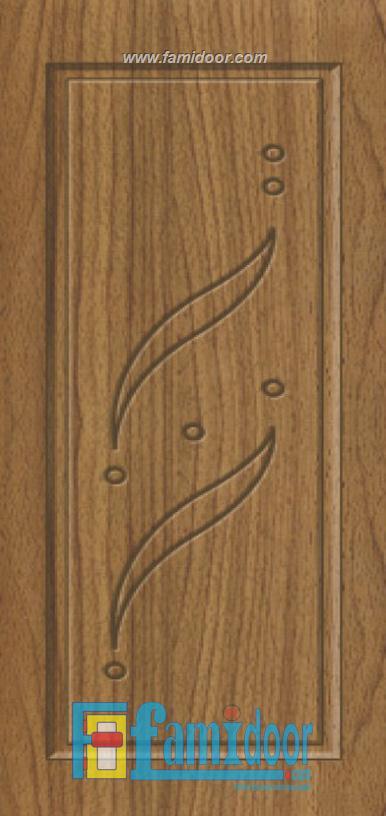 Cửa nhựa gỗ SUNGYU SYB 259 ở Showroom Famidoor 0818.400.400