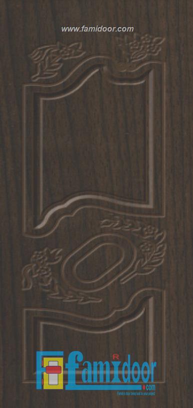 Cửa nhựa gỗ SUNGYU SYB 329 ở Showroom Famidoor 0886.500.500