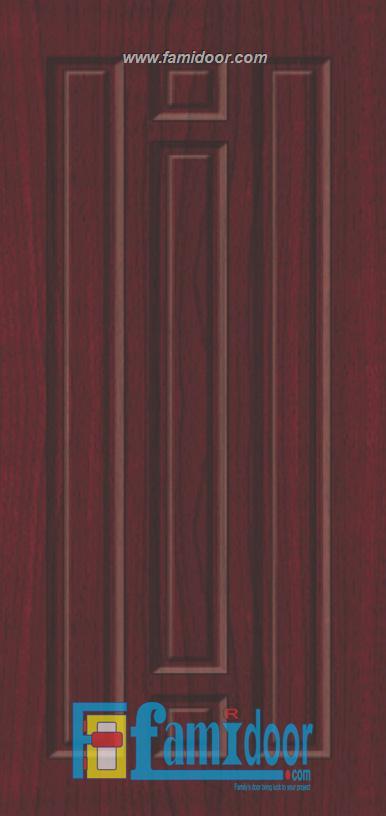 Cửa nhựa gỗ SUNGYU SYB 408 ở Showroom Famidoor 0855.400.400