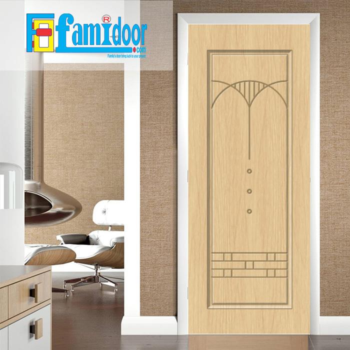 Cửa nhựa gỗ SUNGYU SYB 650 ở Showroom Famidoor được làm từ hạt nhựa và bột gỗ để tạo nên cửa nhựa gỗ giống như gỗ thật và có khả năng chịu được nước
