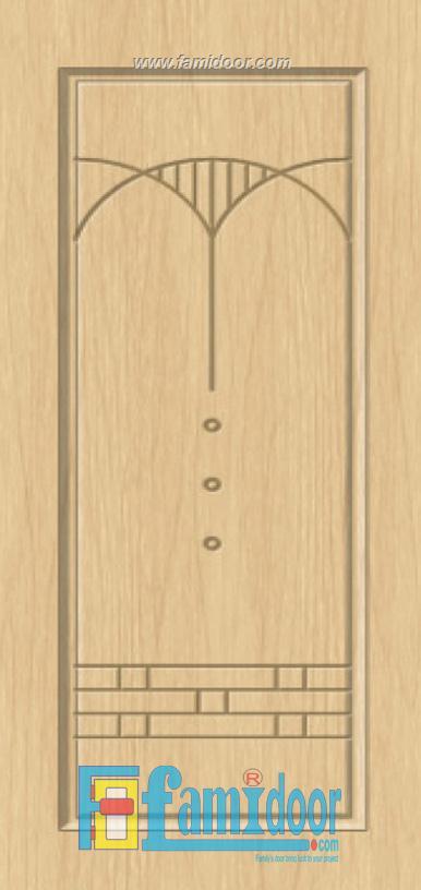 Cửa nhựa gỗ SUNGYU SYB 650 ở Showroom Famidoor 0828.400.400
