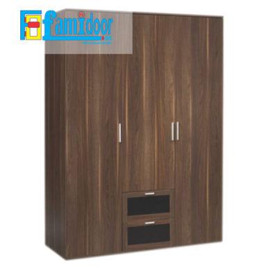 Tủ gỗ TU02 tại Showroom Famidoor với nhiều màu sắc kiểu dáng và mẫu mã khác nhau được thiết kế đẹp mắt tiện nghi cho những người nội trợ, tiện ích và sang trọng.