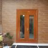Cửa thép vân gỗ SGD 6